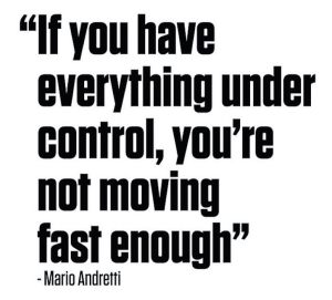 madeau quotes mario andretti