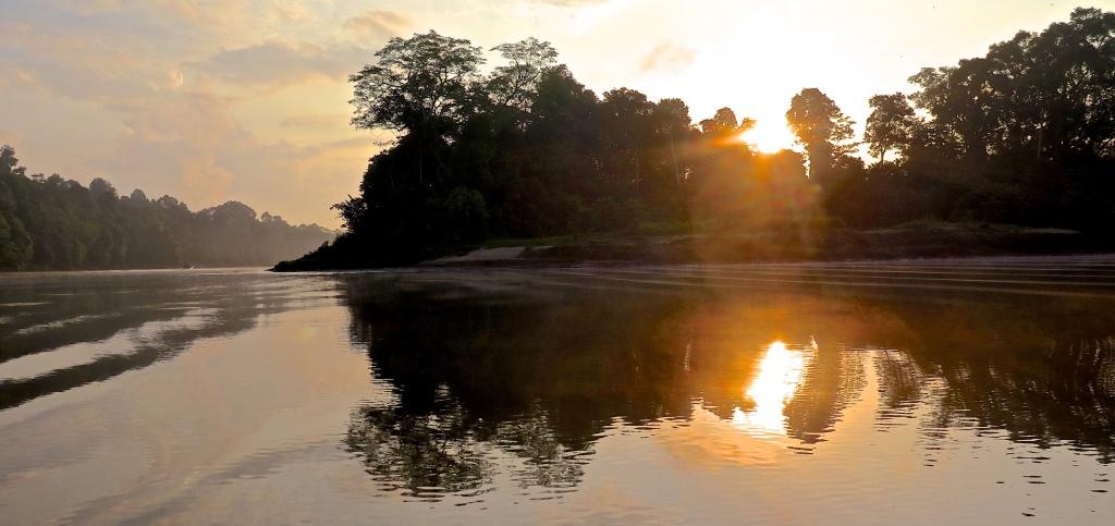 madeau malaysia mother nature kinabatangan