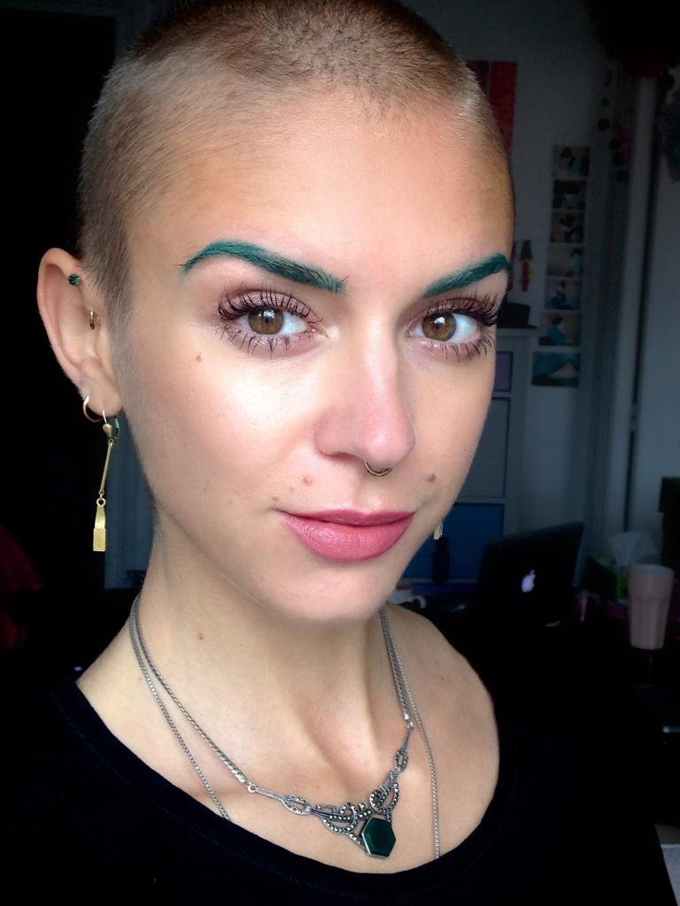madeau makeup tutorial maccosmetics
