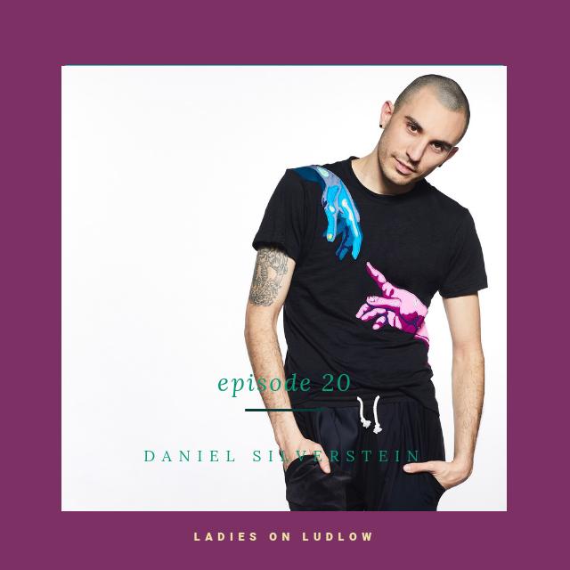 Daniel… bringing zero-waste and comedy to the fashionindustry